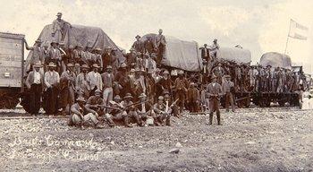 1D: Africa.- Boer War