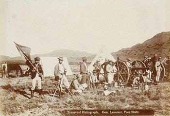 2D: Africa.- Boer War