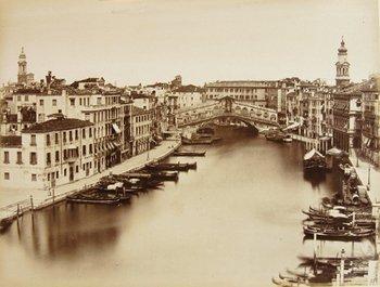 24D: Venice.- Alinari, Ponti and Naya