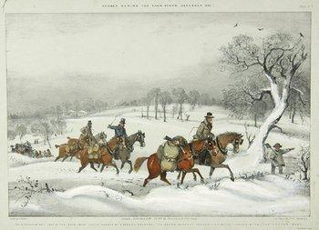 452D: Pollard (J.)  Scenes During the Snow Storm