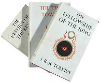 361B: Tolkien (J.R.R.) Lord of the Rings