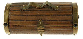 6C: A travelling writing set, circa 1860