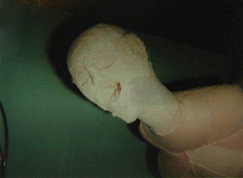 9E: Louise Bourgeois (b. 1911) untitled, c. 1998