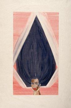 11E: Francesco Clemente (b. 1952) untitled, 1986