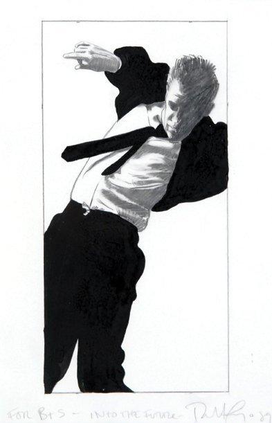 15E: Robert Longo (b.1948), Untitled, 1994