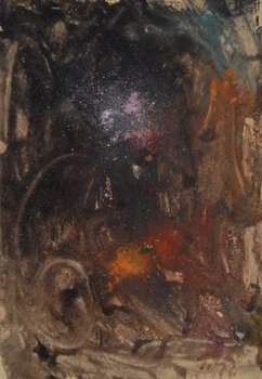 21E: Mark Tobey (1890-1976) untitled, 1961