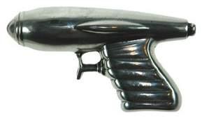 23E Clive Barker B 1940 small ray gun 1998