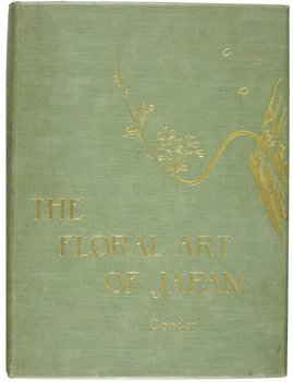 23A: Conder.Floral Art of Japan,14 col. pls, 1899
