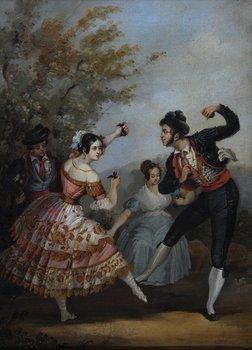 2B: Bejarano (Manuel) Spanish dancers