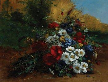 5B: Cauchois (Eugène Henri,) Le Bouquet de Fleurs