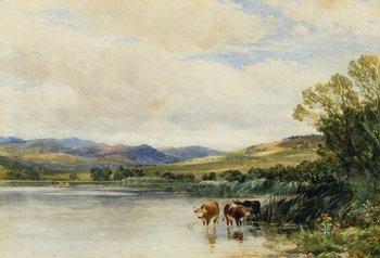 13B: Farquharson (David, 1840-1907) A Lowland Moor