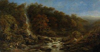 19B: Hughes (John Joseph, d.1909) Pistyll Rhaeadr