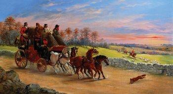 25B: Maggs (John C.) Bristol to London Mail Coach