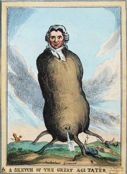 234B: Heath (William) Paul Pry caricatures
