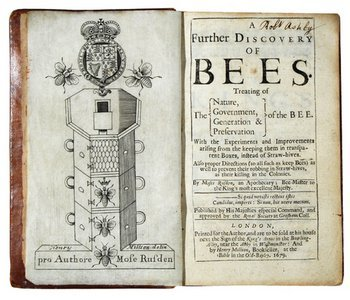 7C: Rusden (Moses) A Further Discovery of Bees.