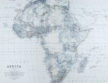 606C: Johnston (A. K.) The Royal Atlas of Modern Geogra