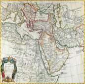 828C: De l'Isle (G) Turkey, Arabia and Persia