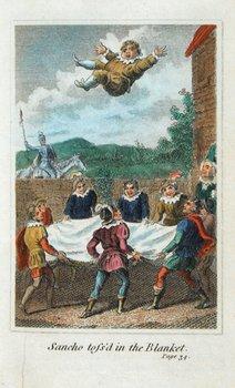 7E: Cervantes Saavedra (Miguel de)  Don Quixote