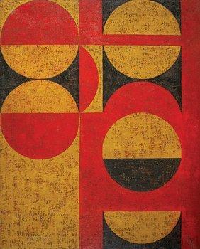 17A: Anwar Jalal Shemza (1928-85) untitled, 1963