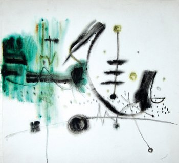 18A: Various Artists mixed group of works on paper