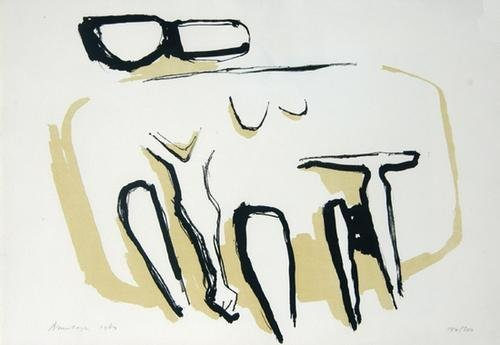 13B: Kenneth Armitage (1916-2002) two figures