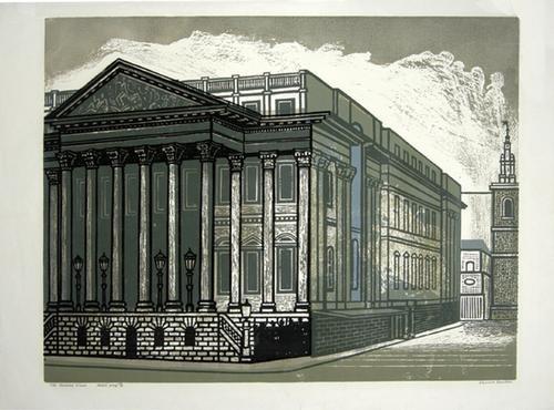 18B: Edward Bawden (1903-1989) the mansion house