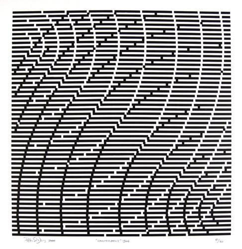 213B: Peter Sedgley (b. 1930) counterpoint