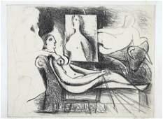 353B: Pablo Picasso, le peintre et son modèle