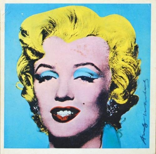 644B: Andy Warhol (1928-1987) after, marilyn