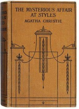 22C: Christie (Agatha) Mysterious Affair at Styles