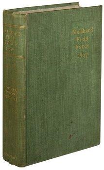 23C: Churchill.Story..Malakand Field Force,1st,1898