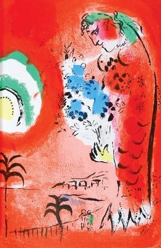 1D: Chagall.Lithographs,v1 & 2,orig.col.liths,1960-3