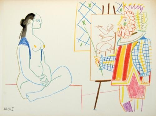12D: Verve,no.29/30:180 Dessins de Picasso,1948