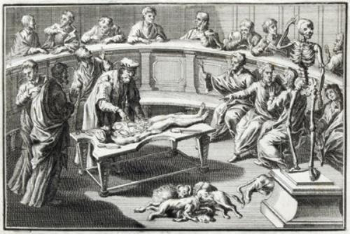 16B: Eustachius.Tabulæ anatomicæ,47 pls,1722