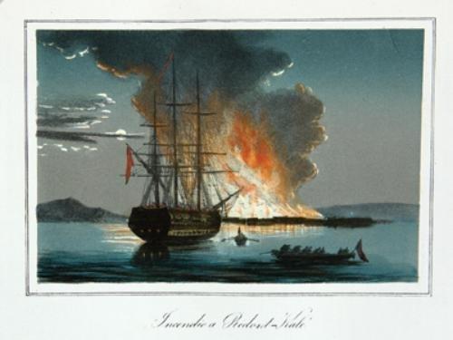 177B: Guerra..Oriente Album Illustrato,h'col.pls,1860