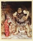 202B SteelEnglish Fairy Tales1500illRAckham