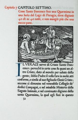 669C: Francis of Assisi(St)Fioretti,Ashendene,1922