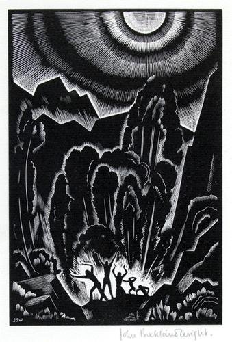 683C: Buckland Wright.Masque..Red Death,1932