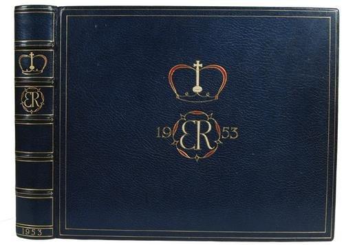 688C: Coronation Album (The), full morocco
