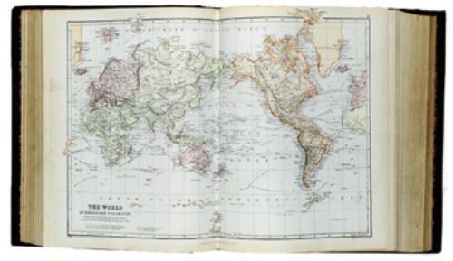 2B: Blackie (W G editor) The Comprehensive Atlas