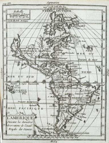 5B: Buffier (Père Claude) Géographie Universelle
