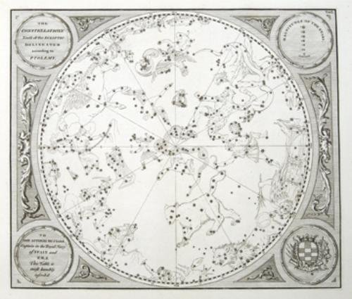 7B: Bevis (J.) Atlas Celeste