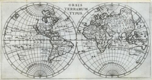 9B: Cluverius (P.) Introductionis in Universam Geograp