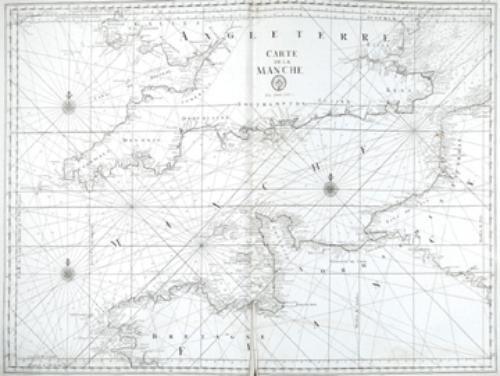 13B: Depôt De La Marine  Neptune François Atlas