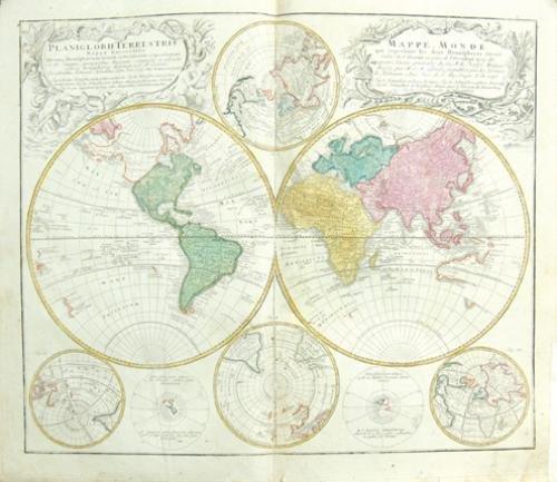 18B: Homann (Heirs of) Atlas Compendiarius