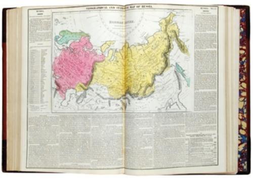 19B: Lavoisne (C.V.) A Complete Atlas