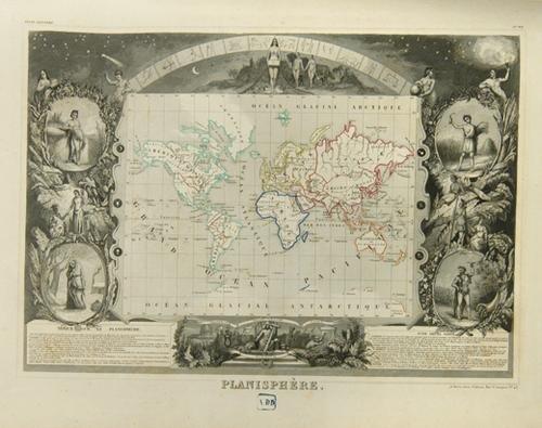 20B: Levasseur (V)  Atlas National Illustré