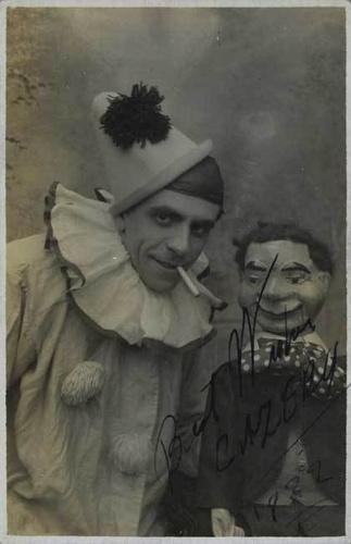 628C: Ventriloquists' Postcards,