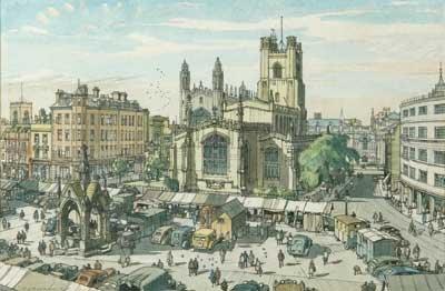 13D: Baldwin (F.W.) Market Square, Cambridge