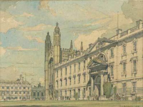 14D: Baldwin (F.W.) Market Square, Cambridge